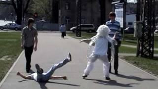 Белая стрекоза любви-7опс КВН