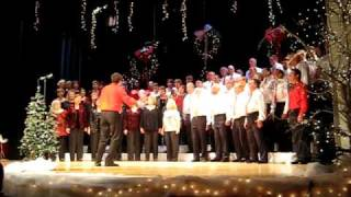 SFJ and Sunshine Chordsmen - Christmas Waltz