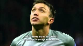 UEFA Şampiyonlar Ligi Galatasaray Tanıtım Filmi