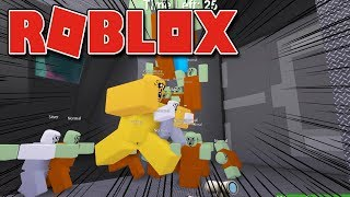 ROBLOX-The GREATEST ZOMBIE APOCALYPSE (Zombie Rush)