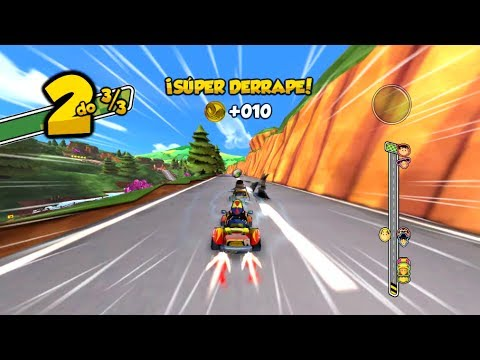 El Chavo Kart Parte 1 Copa El Chavo Gameplay Jugando Ps3 Xbox 360