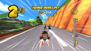 El CHAVO KART Parte 1 Copa El Chavo Gameplay Jugando PS3 / Xbox 360