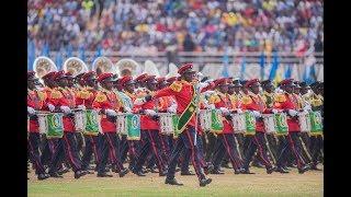 #Kwibohora25: RDF Band yaryohereje abaturage mu karasisi kabereye ijisho!
