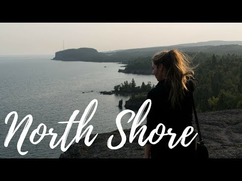 North Shore, MN - Duluth to Canada and Back