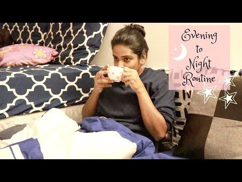 MY EVENING TO NIGHT ROUTINE VLOG||SIMPLE DINNER MENU ||TAMIL VLOG||DUSKY PRINCESS