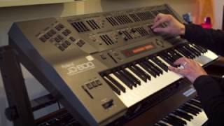 Roland JD 800 Patches