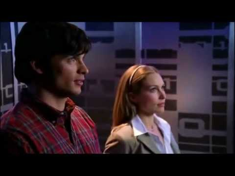 when Clark & Alicia met 1st time - Obsession - Smallville