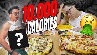 TRẢ THÙ THỬ THÁCH 10.000 CALO  XIN THỀ LẦN CUỐI!   An Nguyen Fitness