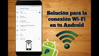 Gambar cover Ajuste para Solucionar Problemas de Wi-Fi en tu Android