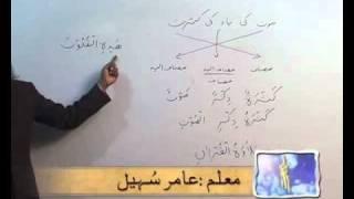 Arabi Grammar Lecture 13 Part 04     عربی  گرامر کلاسس