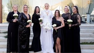 Top Billing attends the wedding of Candice O'Neill and Reuben Yeller | FULL INSERT
