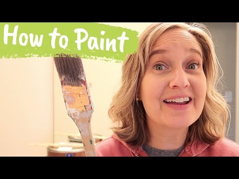HOW TO PAINT A ROOM - MY TIPS & TRICKS