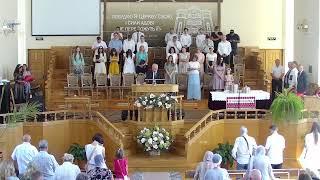 01.08.2021 - Хрещення, частина 2