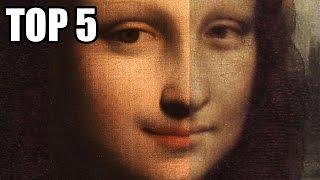 TOP 5 - Tajemství, skrytých v známých obrazech