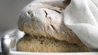 Ирландский хлеб. Хлеб на кефире без дрожжей.