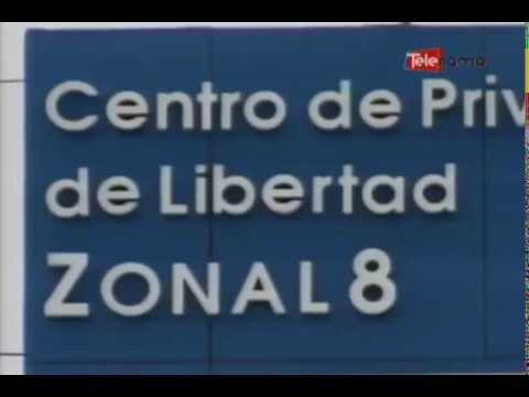 Detienen a 8 agentes penitenciarios por presuntos actos ilícitos