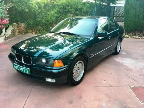 1994 bmw 325i e36 automatic youtube. Black Bedroom Furniture Sets. Home Design Ideas