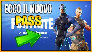 🔴 FORTNITE LIVE - ECCO THE REAL PASS 4! VANNO I SERVEERRR! I SHOPPED THE PASS