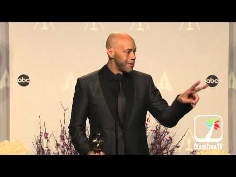 John Ridley on his Academy Award win for 12 Years A Slave