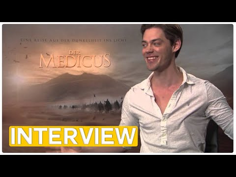 Medicus | Tom Payne EXCLUSIVE Interview (2013) - YouTube