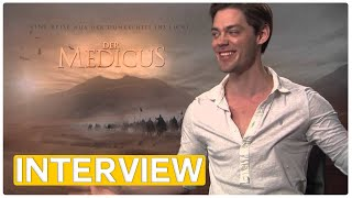 Medicus | Tom Payne EXCLUSIVE Interview (2013)