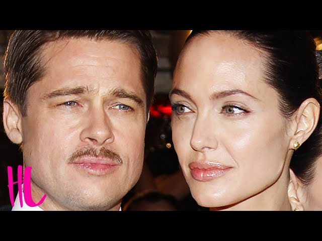 Brad Pitt & Angelina Jolie Divorce: Brad Accused Of Cheating
