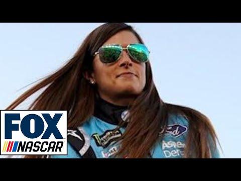 Danica Patrick will not return to Stewart-Haas Racing in 2018   NASCAR RACE HUB