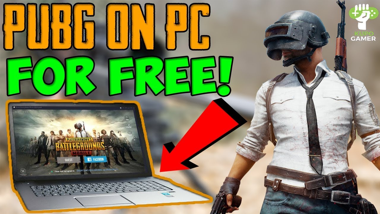 pubg mobile on pc download