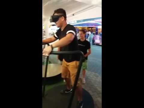 Efectos de la realidad virtual