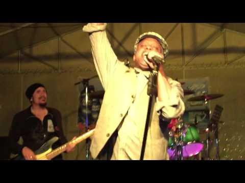 Corey Glover of Living Colour-Purple Rain