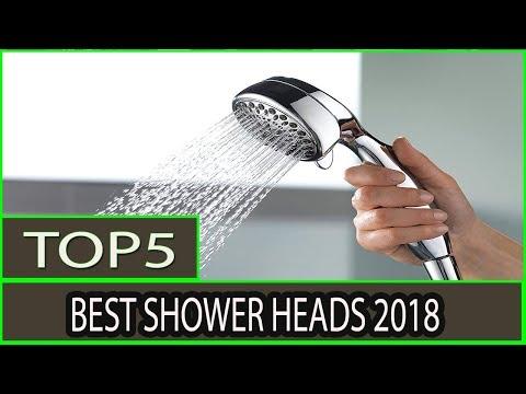Best Shower Heads 2018 || Top 5 Best Shower Heads 2018