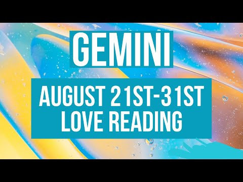 GEMINI:AUGUST 21st-31st🎂THEY WANT TO HAVE THEIR CAKE AND EAT IT TOO🎂