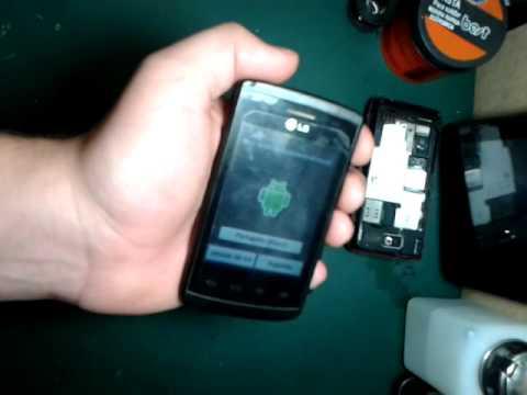 Dr.Celular - LG L1 E415 / E410 - Hard Reset - Desbloquear - Resetar
