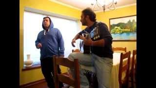 Cucho & Phillip - Amor Real (Cover de Sin Bandera)