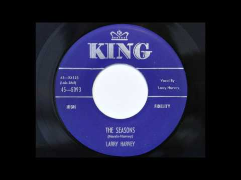 Larry Harvey - The Seasons (King 5093) [1957 country]