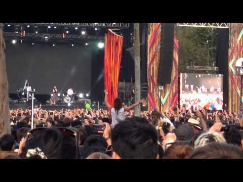 Lorde - Royals (Lollapalooza Chile 2014)