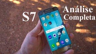 Galaxy S7 Análise Completa (Melhor Smartphone?)