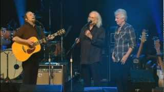Crosby, Stills & Nash - Suite Judy Blue Eyes (2012 tour) Full HD