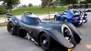 蝙蝠車 Batmobile 1989