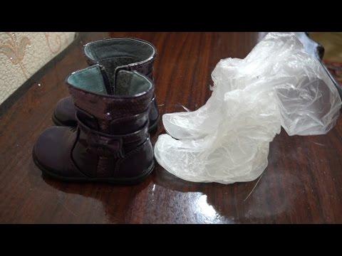 Обувь растянуть некожаную обувь в домашних условиях