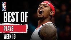NBA's Best Plays | Week 16 | 2019-20 NBA Season