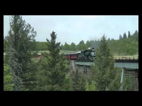 Lobato Trestle to Chama, New Mexico 06-19-11