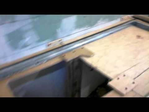 PIANO IN CEMENTO LAVELLO E BANCO - YouTube