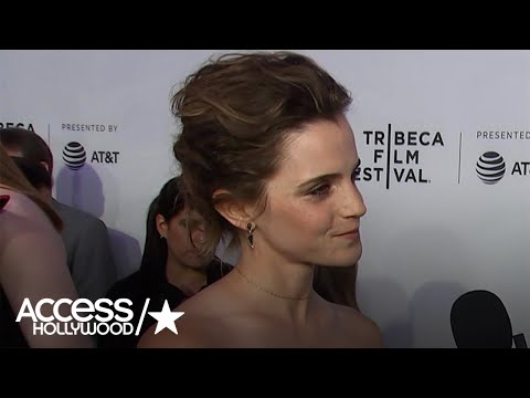 Emma Watson Says She 'Would Love' To Do A 'Beauty And The Beast' Sequel! | Access Hollywood