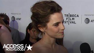 Emma Watson Says She