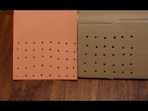 How To Hole Punch Without A Hole Puncher Youtube
