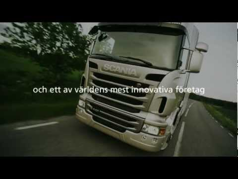 Trailer - Working at Scania, Economy (Swedish, Svenska)