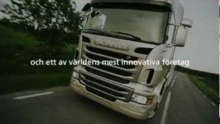 Trailer - Working at Scania, Economy (Swedish, Svenska)