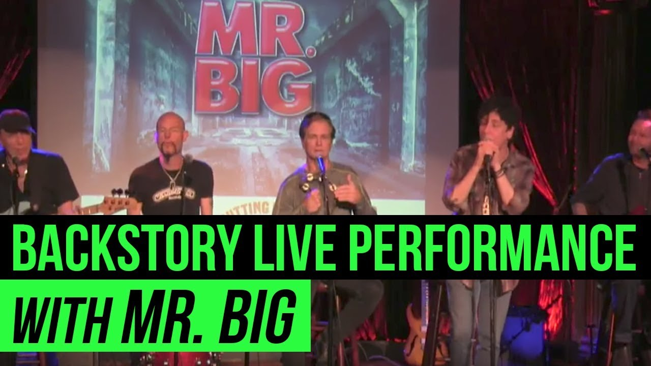 Mr Big Live Preview Of Defying Gravity Chords Chordify