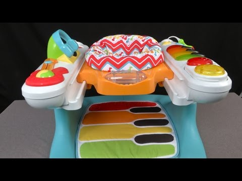 4-in-1 Step 'n Play Piano From Fisher-Price
